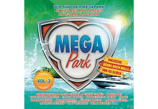 VARIOUS - Megapark,Vol.3 - (CD)