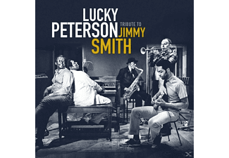 Lucky Peterson - Tribute To Jimmy Smith - (CD)