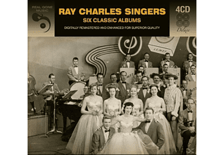 Ray Singers Charles - 6 Classic Albums - (CD)