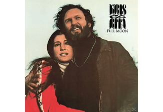 Kris/rita Kristofferson - Full Moon - (CD)