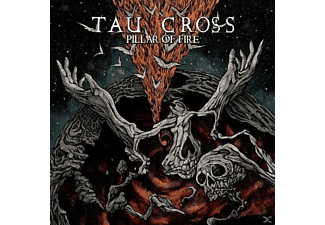 Tau Cross - Pillar Of Fire (2LP Black Vinyl+MP3) - (LP + Download)