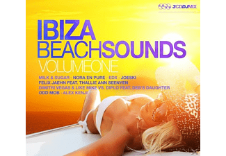 VARIOUS - Ibiza Beach Sounds Vol.1 - (CD)