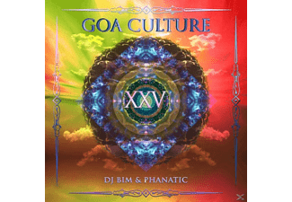 VARIOUS - Goa Culture Vol.25 - (CD)