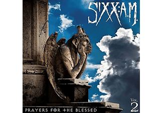 Sixx: Am - Prayers For The Blessed - (CD)
