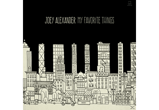 Joey Alexander - My Favorite Things - (CD)