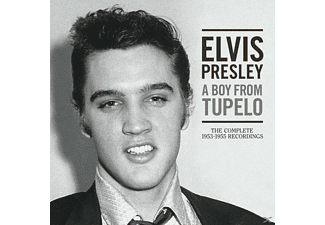 Elvis Presley - A Boy from Tupelo: The Complete 1953-1955 Recordin - (CD)