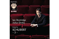 Ian Bostridge & Julian Drake - Lieder Vol.3-Wigmore Hall Live [CD]
