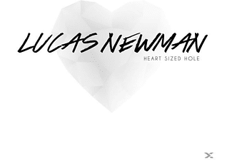 Lucas Newman - Heart Sized Hole - (CD)