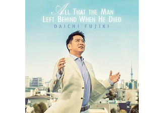 Daichi Fujiki - All That The Man Left Behind When He Died - (CD)