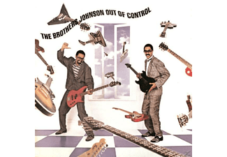 The Brothers Johnson - Out Of Control (Remastered Edition) - (CD)