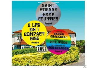 Saint Etienne - Home Counties - (CD)