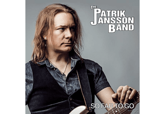 The Patrik Jansson Band - So Far To Go - (CD)