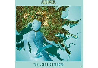 Trailer Trash Tracys - Althaea (LP+MP3) - (LP + Download)