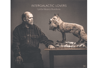 Intergalactic Lovers - Little Heavy Burdens - (Vinyl)