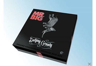 Mr. Big - Defying Gravity (Ltd.Boxset) - (LP + Bonus-CD)