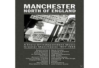 VARIOUS - Manchester,North Of England - (CD)