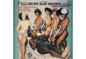 Rudy Ray Moore - The Cockpit - (CD)