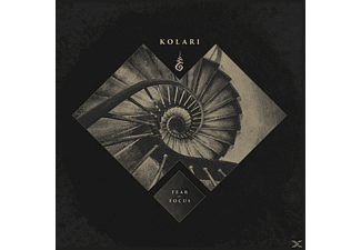 Kolari - Fear/Focus (Green Vinyl) - (LP + Download)