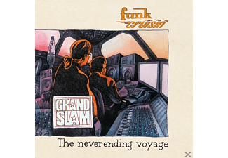 Grand Slam - Funk Cruisin' (The Neverending Voyage) - (CD + DVD Video)