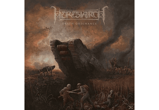 Heresiarch - DEATH ORDINANCE (GATEFOLD/POSTER/DOWNLOAD CODE) - (Vinyl)