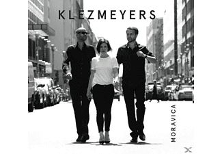Klezmeyers - Moravica - (CD)