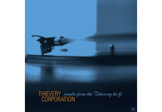 Thievery Corporation - Sounds From The Thievery Hi-Fi - (CD)