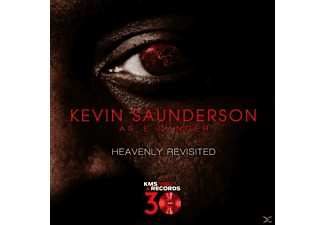 Kevin Saunderson As E-Dancer - Heavenly Revisited (Expanded 2CD) - (CD)