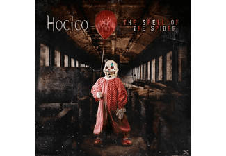 Hocico - The Spell Of The Spider - (CD)