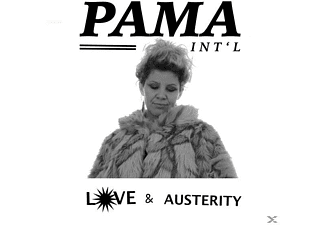 Pama International - Love & Austerity (LP+MP3) - (LP + Download)