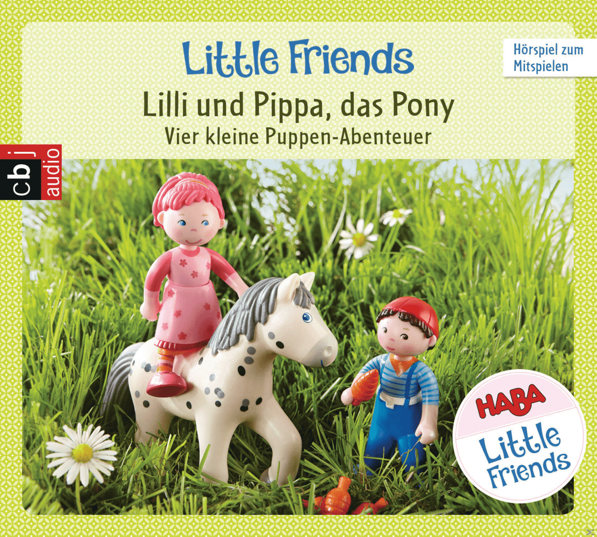 RANDOM HOUSE HABA Little Friends – Lilli und Pippa, das Pony