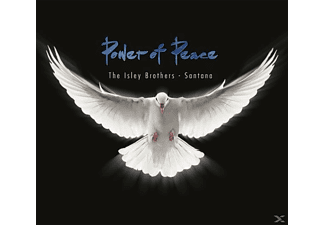 The Isley Brothers & Santana - Power of Peace - (CD)