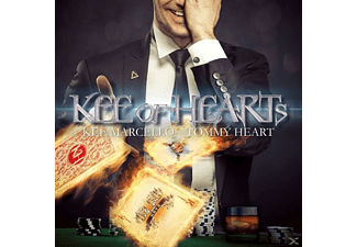 Tommy Heart, Marcello Kee - Kee Of Hearts - (CD)