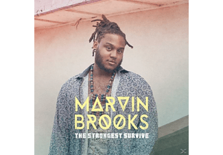 Marvin Brooks - The Strongest Survive - (CD)