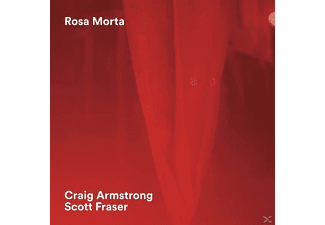 Craig Armstrong, Scott Fraser - Rosa Morta - (LP + Download)