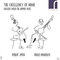 Smith, Robert | Pandolfo, Paolo - The Excellency of Hand [CD]
