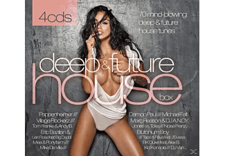 VARIOUS - Deep & Future House Box - (CD)