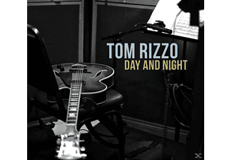 Tom Rizzo - Day And Night - (CD)
