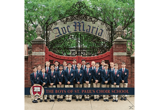 The Boys of St. Paul's Choir School - The Essential Boys Choir Collection - (CD)