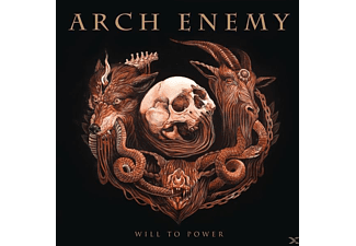 Arch Enemy - Will To Power - (LP + Bonus-CD)