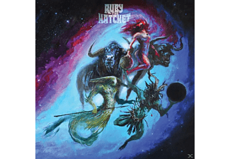 Ruby The Hatchet - Planetary Space Child - (CD)