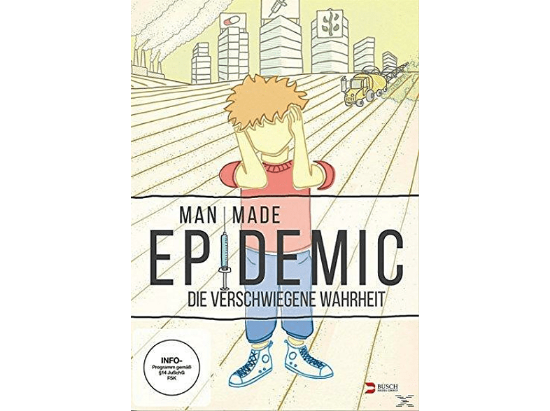Man Made Epidemic [DVD]