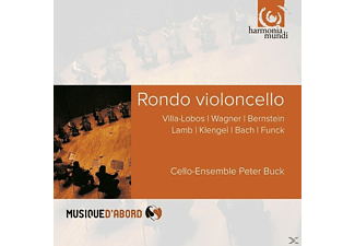 Cello-Ensemble Peter Buck - Rondo Violoncello - (CD)