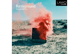 Omstridt Duo - Battleground - (CD)