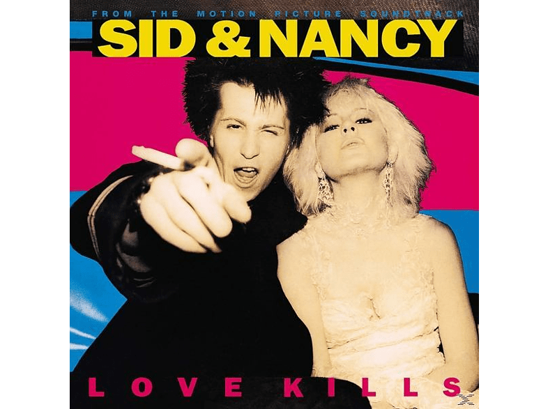 VARIOUS - Sid & Nancy: Love Kills (Ost) [Vinyl]