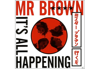 Mr Brown - It's All Happening - (CD)