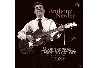 Anthony Newley - Stop The World/I Want To Get Off - (Vinyl)