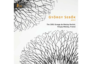 György Sebök - The 1991 Grange De Meslay Recital - (CD)