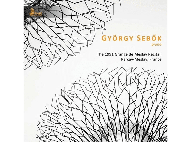 György Sebök - The 1991 Grange De Meslay Recital [CD]