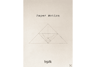 Paper Motion - Paper Motion - (CD)