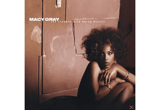 Macy Gray - TROUBLE WITH BEING MYSELF - (CD)